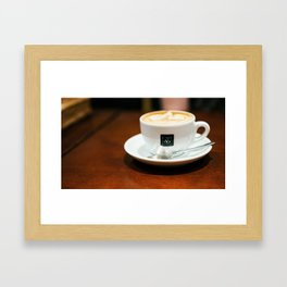 The Art of Java Framed Art Print