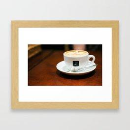 The Art of Java Framed Art Print
