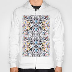 The garden in abstract Hoody