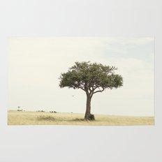 tree hugger::kenya Rug