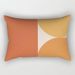 Retro 07A Rectangular Pillow