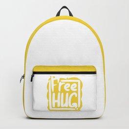 Free HUG Backpack