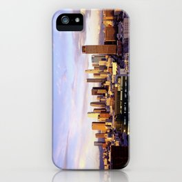 Los Angeles Skyline Sunset iPhone Case