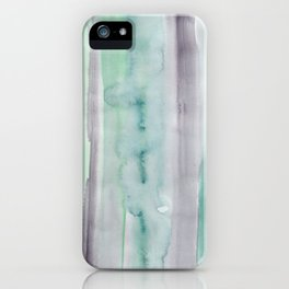 22  | 190907 | Watercolor Abstract Painting iPhone Case