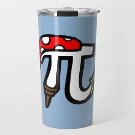 Pi Pirate Travel Mug