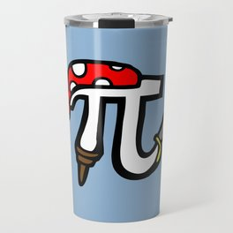 Pi Pirate Travel Mug