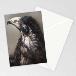 Steppe Eagle Stationery Cards