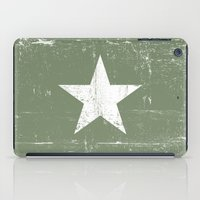 army iPad Cases featuring ARMY by mauromod