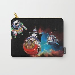 Pups in Space! Carry-All Pouch