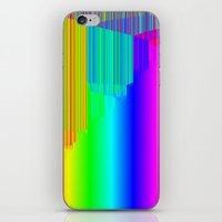 pivot iPhone & iPod Skins featuring R Experiment 5 (quicksort v3) by X's gallery