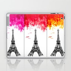Triple Eiffel Laptop & iPad Skin