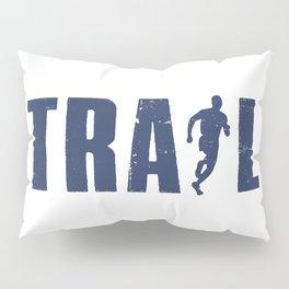 Trail Running Pillow Sham