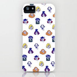 Wall of Fame iPhone Case