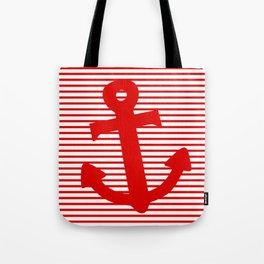 Boat Anchor Tote Bag