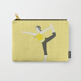 Wii Fit Trainer♀(Smash)Yellow Carry-All Pouch