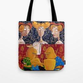 L'Epoca di Federico II - La giostra Tote Bag