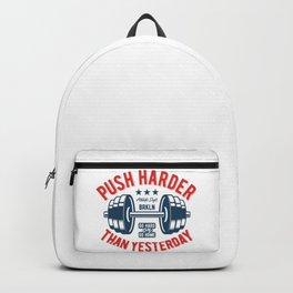 Push Harder Backpack