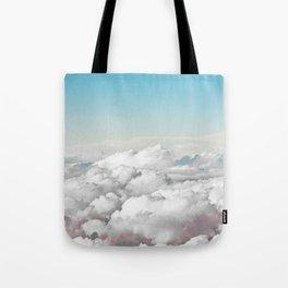 Cotton Sky Tote Bag