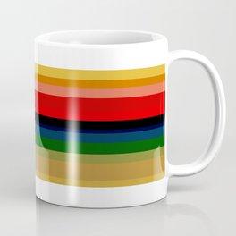 13TH DOCTOR RAINBOW SHIRT Coffee Mug