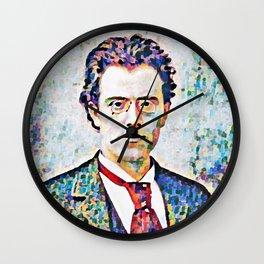 Gustav Mahler (1860 – 1911) Wall Clock