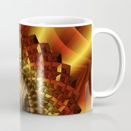 Medizinbuddha und 1000 blättriger Lotus Coffee Mug