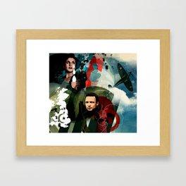 The Adjacent Framed Art Print