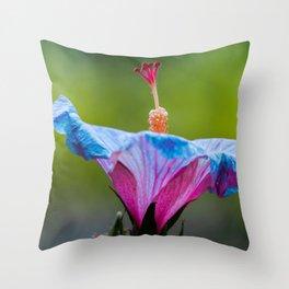 Flower Photography by Abhinav Srivastava Throw Pillow