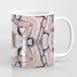 Stone Design Coffee Mug