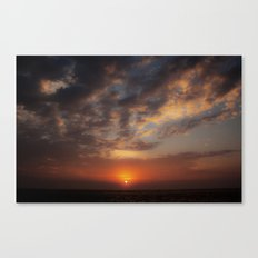Early Morning on Fripp Island Canvas Print