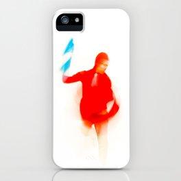 fusión disolución 3/14 iPhone Case