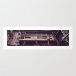 Cockatoo Island 15 Art Print