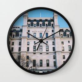 city hall, philly Wall Clock