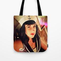 Sailor beauty Tote Bag