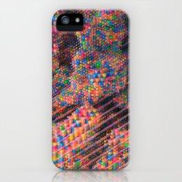 Explosive Popcorn Gum (Bigger) iPhone Case