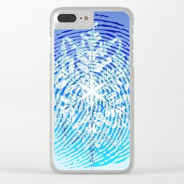 Perfectly Unique Clear iPhone Case