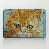 van gogh iPad Cases featuring Van Gogh by Michael Creese
