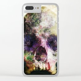Perspective (Original Version) Clear iPhone Case