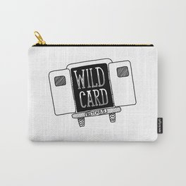 Always Sunny Wild Card! Carry-All Pouch