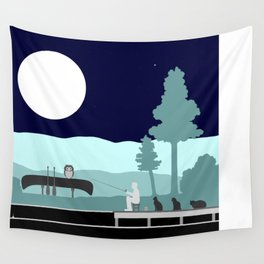 Nightowls Wall Tapestry