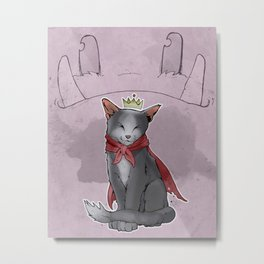 Cait Sith Metal Print