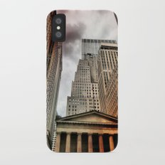 Wall Street iPhone X Slim Case