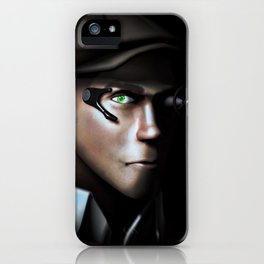 Valved iPhone Case