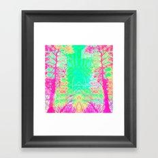 29-08-15 (Trees) Framed Art Print