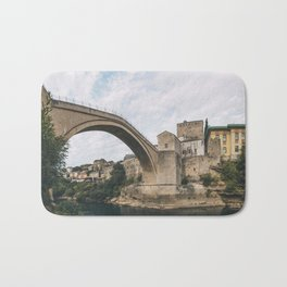 Mostar, Bosnia and Herzegovina Bath Mat