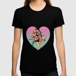 Shibari Heart T-shirt