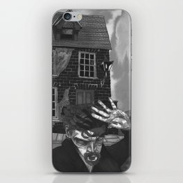 A Tale of an Empty House iPhone Skin