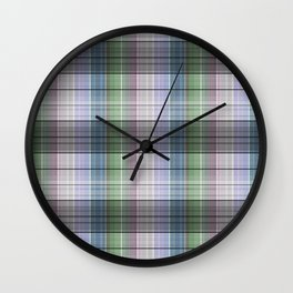 Pattern the cage 2 . Wall Clock