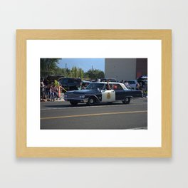 mayberry Framed Art Print