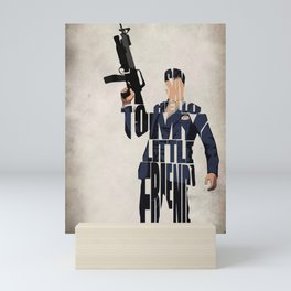 Tony Montana Mini Art Print