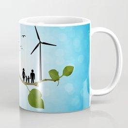 Eco life concept Coffee Mug